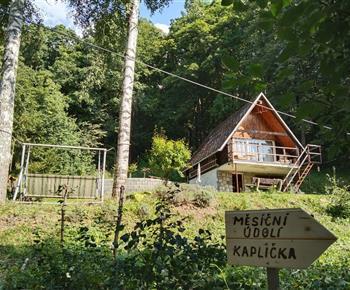 Chata V Bílých Karpatech Radějov