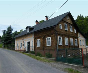 Chalupa Pod kostelem Polevsko