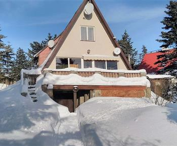 Chata Svahova 1 Boleboř