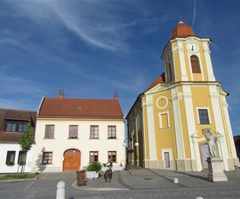 Apartmán(y) U Kostela Veselí nad Moravou