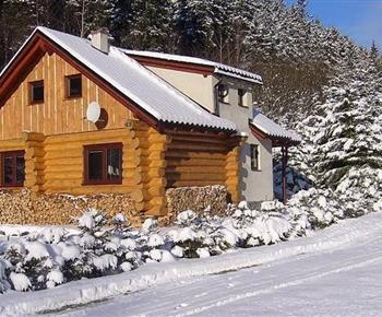 Chata Srub KOMORA Holčovice
