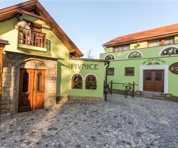 Penzion U Bláhů - Šestajovický pivovar Šestajovice