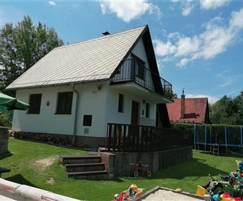 Chata U Dlouhého Pepy Jílovice
