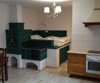 Chata Spaní na peci Mikulovice