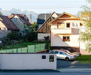 Apartmán(y) Vila Rhea Važec