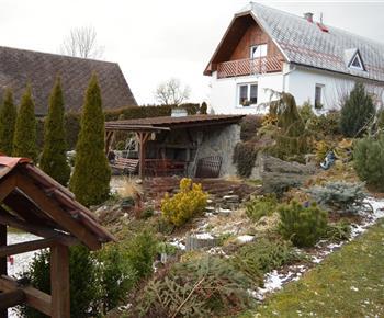 Rekreační dům Chalupa Eva Hladovka