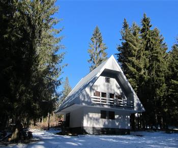 Chata Encián Tatranská Štrba