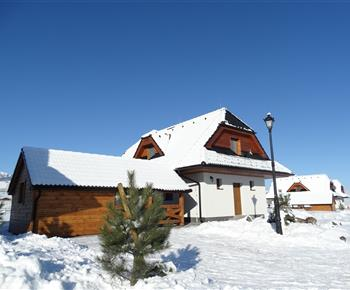 Chata Holiday House SABALA 2 Stará Lesná