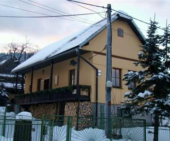 Chalupa Čerešňa Čierny Balog