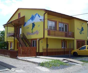 Apartmánový dům Horec Malý Slavkov
